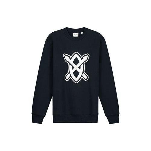 Hoshi Sweater Peacoat Navy 2123029
