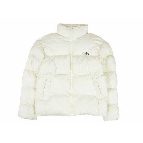 Joey Puffer Jacket Creme AW21 113J