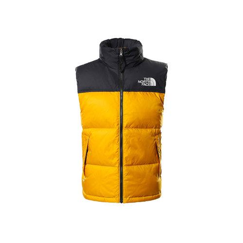 1996 Retro Nuptse Vest Arrowwood Yellow NF0A3JQQH9D1