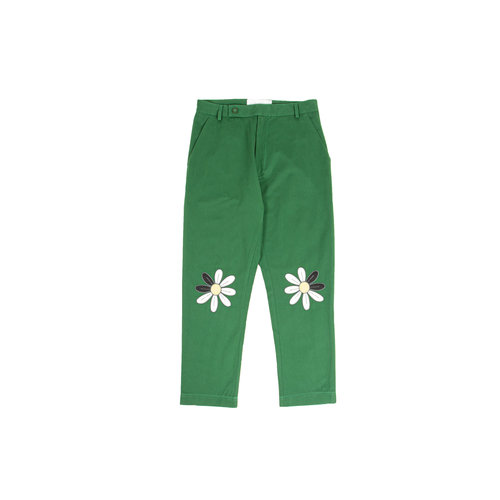 Worker Pants Green AW2021040