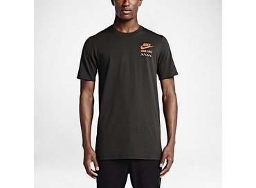Nike T/F Elongated Deep Pewter/Team Orange 687559 211