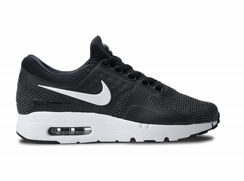 huge selection of b8d50 cd412 Air Max Zero Essential Black White Dark Grey 876070 004 will be added to  your shopping card