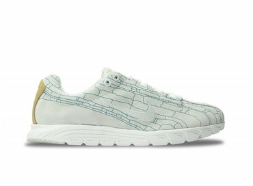 Nike Mayfly Leather PRM Off White/Off White 816548 100