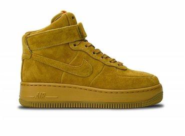 Nike WMNS Air Force 1 Upstep HI LX Desert Ochre/Desert Ochre 898422 700