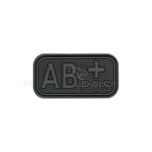 Jackets to Go AB-Positive PVC Patch Blackops