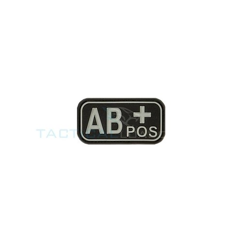 Jackets to Go AB-Positive PVC Patch Swat