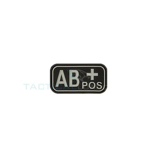 Jackets to Go JTG AB-Positive PVC Patch Swat