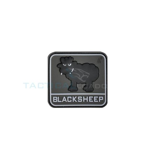 Jackets to Go Black Sheep PVC Patch Large Swat