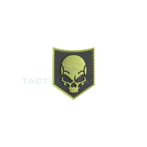 Jackets to Go SOF Skull PVC Patch ACU