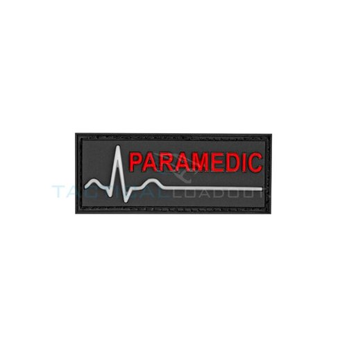 Jackets to Go Paramedic PVC Patch