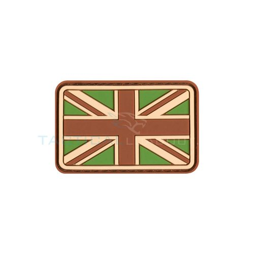 JTG UK Vlag PVC Patch Multicam