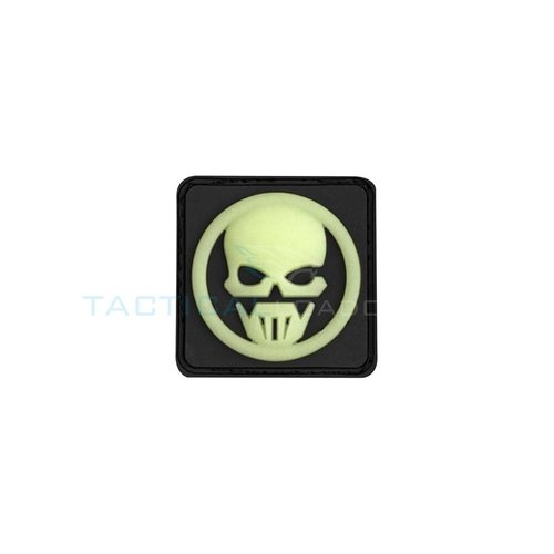 Jackets to Go Ghost Recon PVC Patch Glow In The Dark