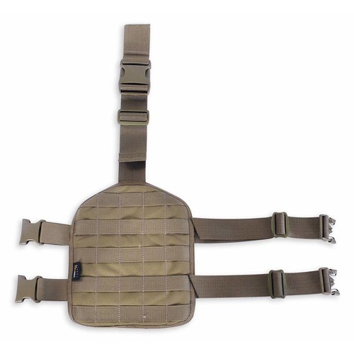 Tasmanian Tiger TT Leg Base Molle Panel Khaki