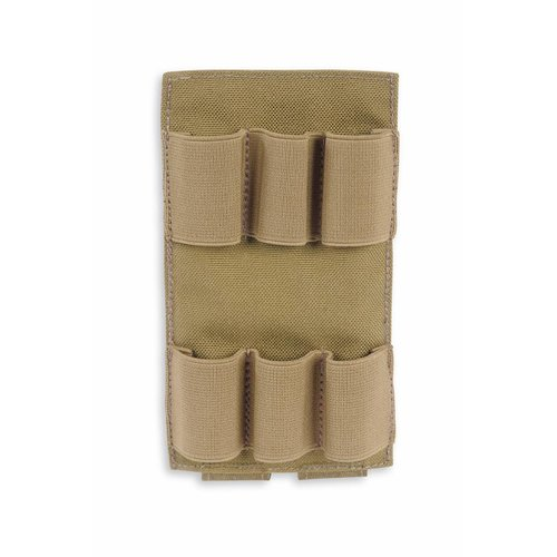 Tasmanian Tiger TT 6 Round Shotgun Shell Holder Khaki