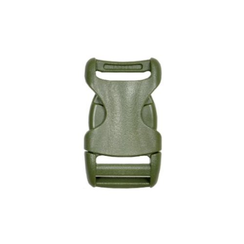 YKK Buckle 25mm Olive