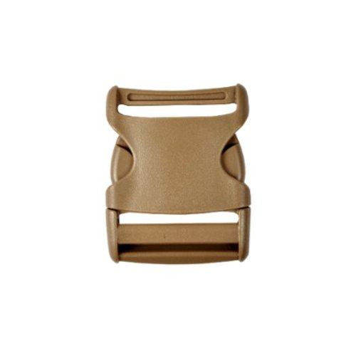 Buckle 50mm Coyote