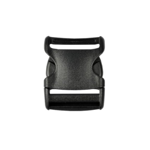 YKK Buckle 50mm Zwart