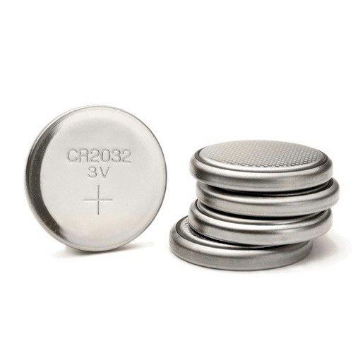 Diverse merken CR2032 Knoopcel / Batterij 3V Lithium