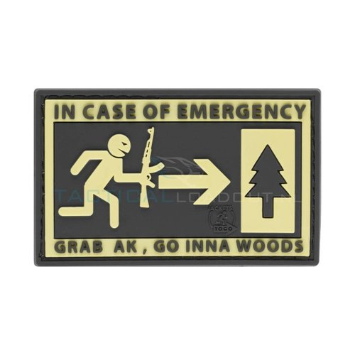 Jackets to Go Emergency PVC Patch