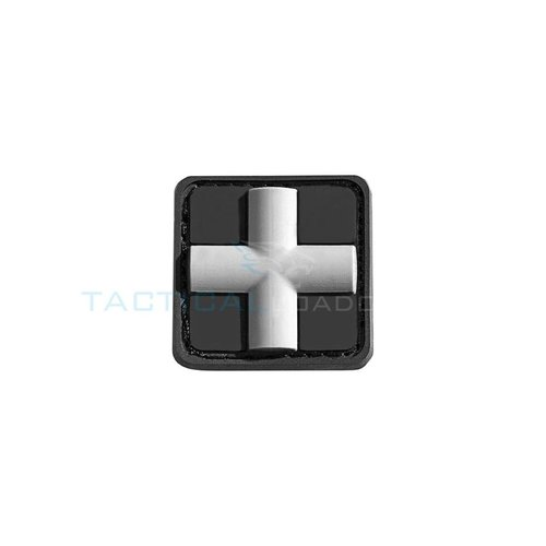 JTG Red Cross PVC Patch Swat Small