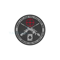 Jackets to Go Sniper Ace PVC Patch SWAT