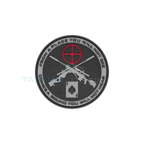 Sniper Ace PVC Patch SWAT