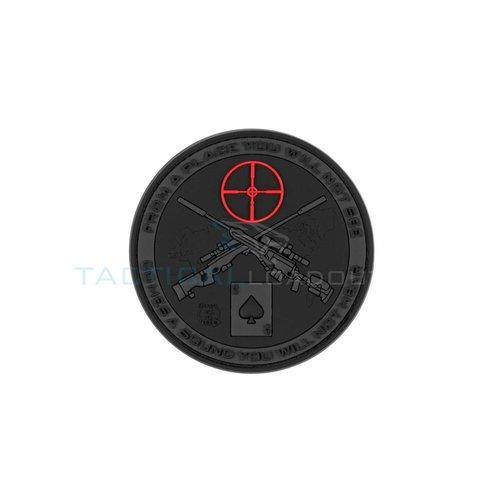 Jackets to Go JTG Sniper Ace PVC Patch Black Ops