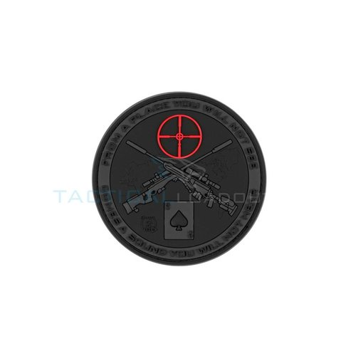 Jackets to Go Sniper Ace PVC Patch Black Ops