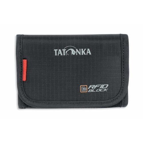 Tatonka Portemonnee Folder RFID Block Zwart