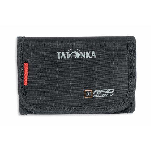 Tatonka Tatonka Portemonnee Folder RFID Block Zwart