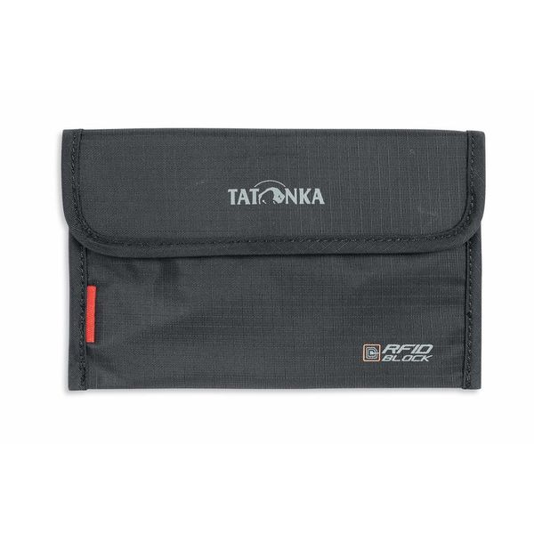 988705a7eb7 Tatonka Tatonka Portemonnee Travel Folder RFID Block Zwart Afbeelding  vergroten
