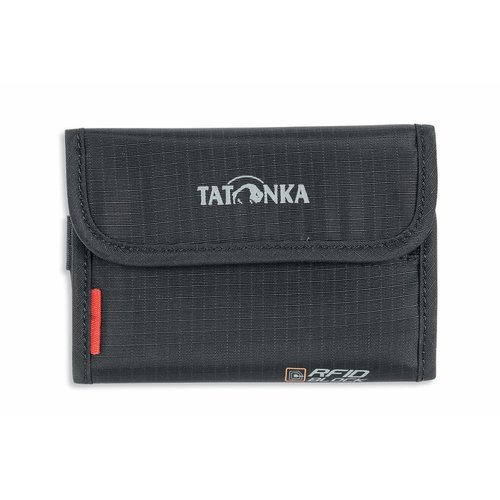 Tatonka Portemonnee Money Box RFID Block Zwart