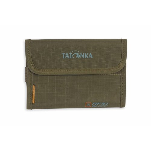 Tatonka Tatonka Portemonnee Money Box RFID Block Olive