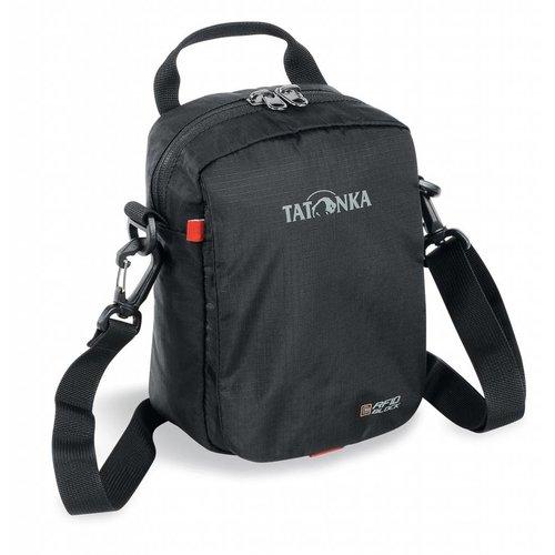 Tatonka Tatonka Check In Schoudertas RFID Block Zwart