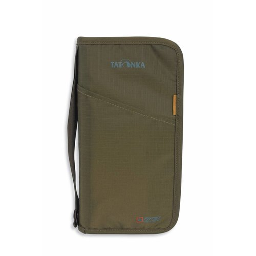 Tatonka Travel Zip Large RFID Block Olive