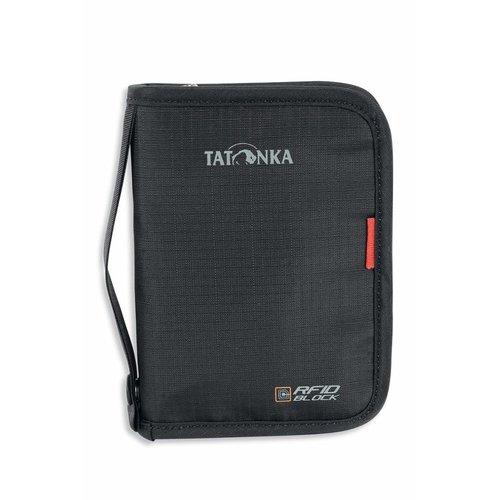 Tatonka Travel Zip Medium RFID Block Black
