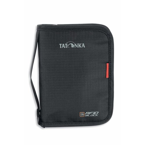 Tatonka Travel Zip Medium RFID Block Zwart