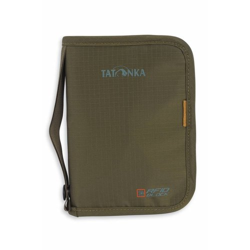 Tatonka Travel Zip Medium RFID Block Olive