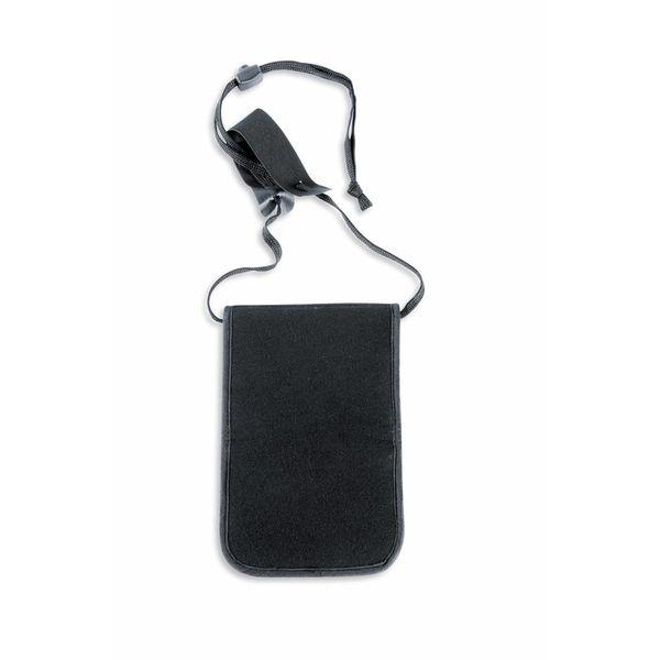 Tatonka Skin Neck Pouch RFID Block Zwart