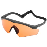 Revision Sawfly Max-Wrap Orange Balistische Bril