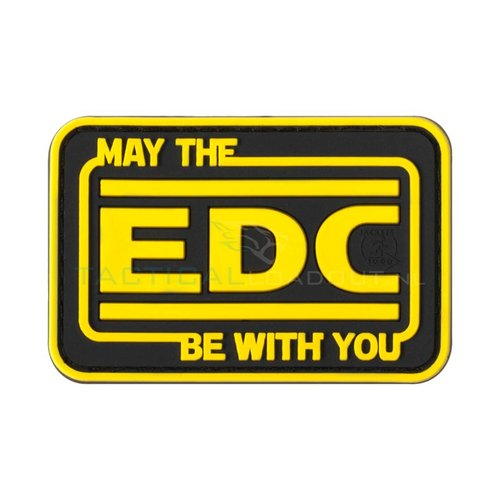 JTG May The EDC Be With You PVC Patch