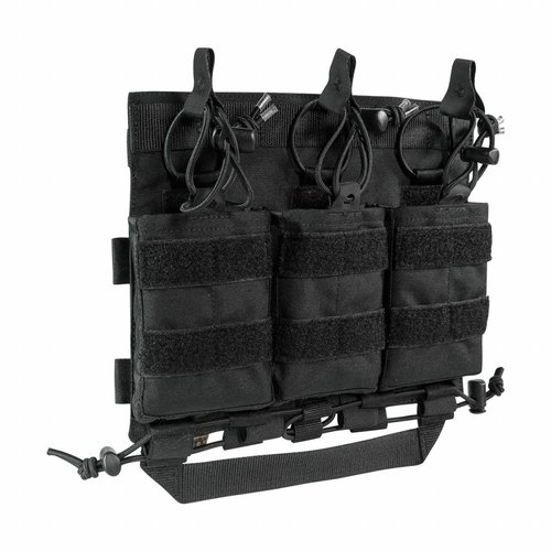 Tasmanian Tiger TT Carrier M4 Mag Panel Zwart