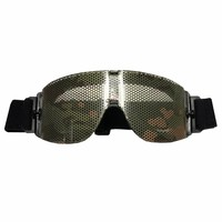 Tropical Camo Folie voor Goggles