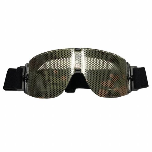 Tropical Camo Folie voor Goggles