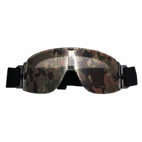 LenSkin FlekTarn Camo Folie voor Goggles