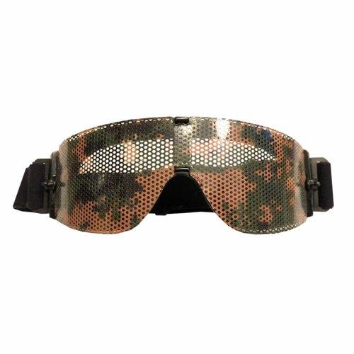 LenSkin Marp Camo Folie voor Goggles