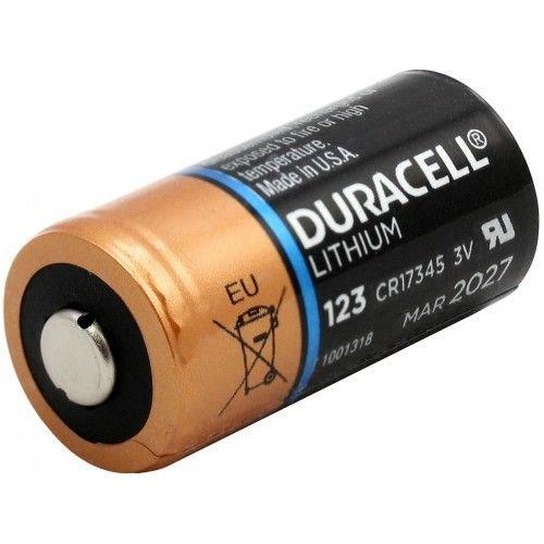 TaloGear Duracell CR123 Batterij 3V Lithium