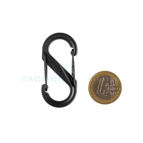 Nite Ize S-Biner Plastic #2 - Black