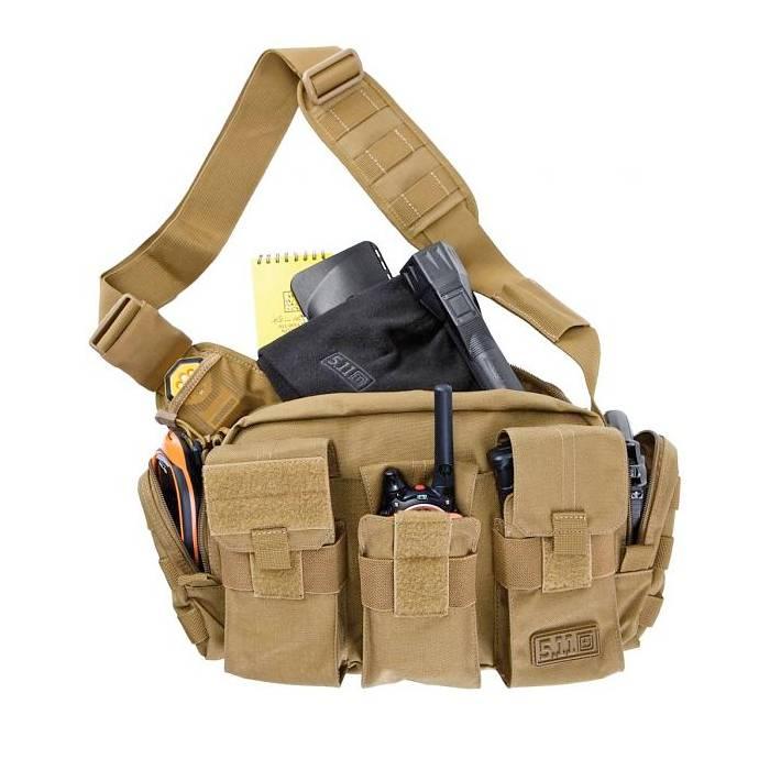 Schoudertassen & Laptoptassen voor Politie, Militairen, outdoor en dagelijks gebruik