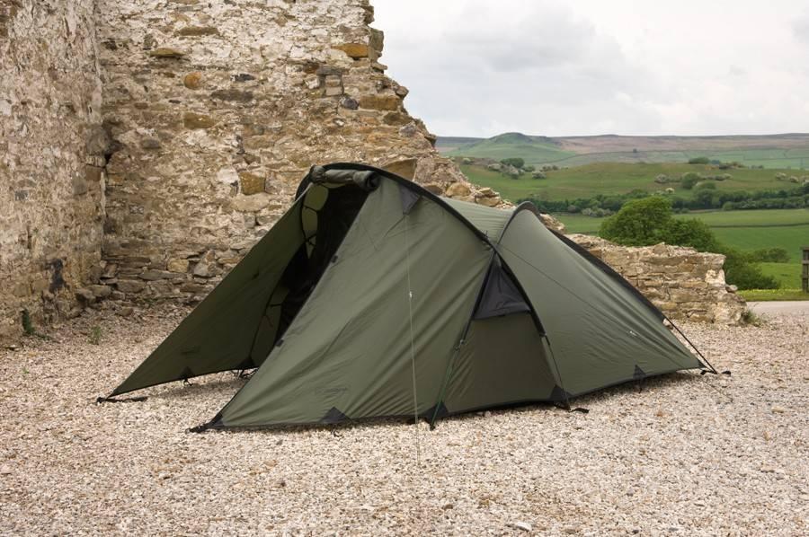 Gear Point Review - Snugpak Scorpion 3 tent